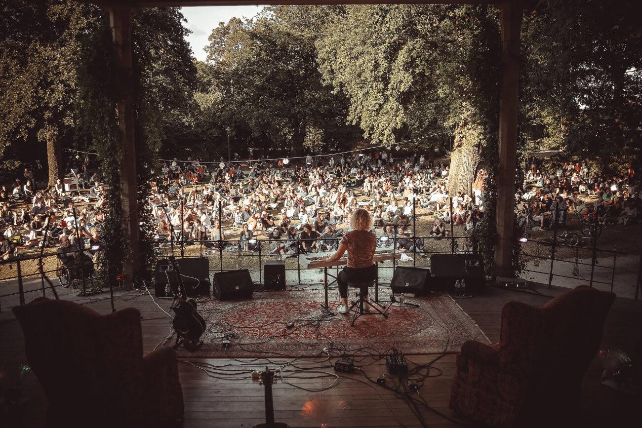 Referenz - KK- Treibgut Festival